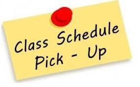 Hilldale Public Schools - 2018-2019 Middle School Schedule Pickup