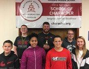 October Character Winners