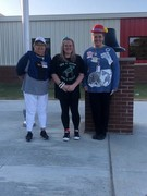 October Elementary Employees of the Month
