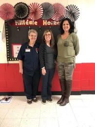 Elementary November Employees of the Month